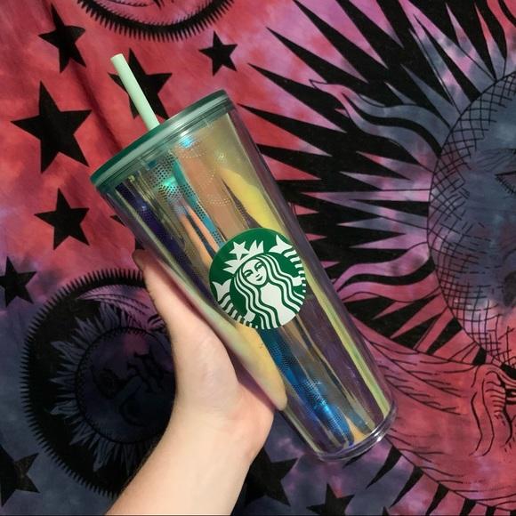 Irradescent Mermaid Starbucks Tumblr